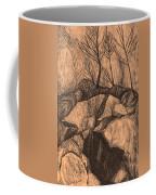 Original Looking Up Coffee Mug
