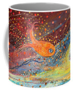 Original Painting Fragment 09 Coffee Mug