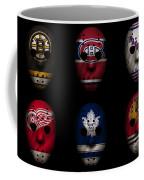Original Six Jersey Mask Coffee Mug