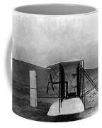 Original Wright Airplane, 1903 Coffee Mug