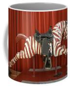 Original Zebra Carousel Ride Coffee Mug