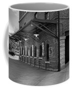 Oriole Park Box Office Bw Coffee Mug