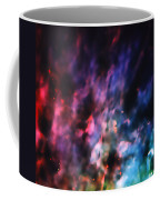 Orion Nebula Rainbow Smoke Coffee Mug