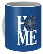 Orlando Street Map Home Heart - Orlando Florida Road Map In A He Coffee Mug