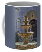 Ormond Water Fountain Coffee Mug