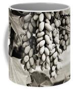 Ornamental Bush - Sepia Coffee Mug