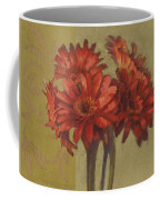 Ornamental Gerbers Coffee Mug