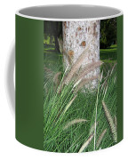 Ornamental Grass Coffee Mug