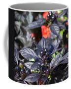 Ornamental Peppers Coffee Mug