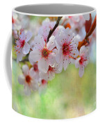 Ornamental Plum II Coffee Mug