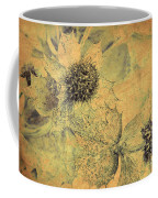Ornamental Thistle Flower Coffee Mug