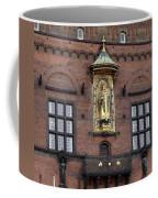 Ornate Building Artwork In Copenhagen Coffee Mug