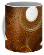 Ornate Ceiling Of Versailles Coffee Mug