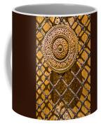 Ornate Door Knob Coffee Mug