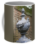 Ornate Garden Urn Coffee Mug