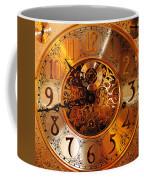 Ornate Timekeeper Coffee Mug