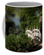 Ornate White Stone Bridge  Coffee Mug