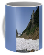 Orphaned Snow Field Coffee Mug