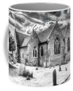 Orsett Church Essex England Coffee Mug