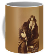 Oscar Wilde 1882 Coffee Mug by Napoleon Sarony