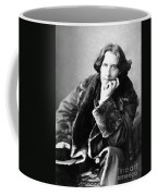Oscar Wilde In His Favourite Coat 1882 Coffee Mug