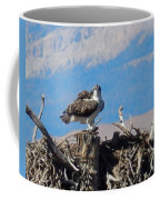 Osprey And Catch Coffee Mug