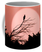 Osprey Moon Coffee Mug