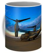Osprey Sunrise Series 1 Of 4 Coffee Mug
