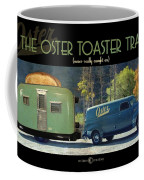 Oster Toaster Trailer Coffee Mug by Tim Nyberg
