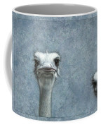 Ostriches Coffee Mug