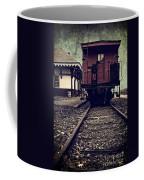 Other Side Of The Tracks Coffee Mug