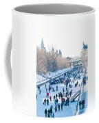 Ottawa Rideau Canal Coffee Mug