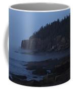 Otter Cliffs 3 Coffee Mug