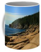 Otter Cliff Coffee Mug