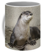 Otter North American  Coffee Mug