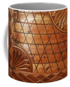 Ottoman House Wood Ceiling Coffee Mug