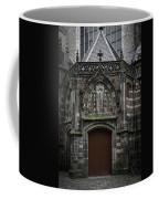 Oude Kerk Door Amsterdam Coffee Mug