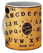 Ouija Board 3 Coffee Mug