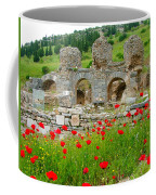 Our Entry Into Ephesus And Its Baths-turkey Coffee Mug