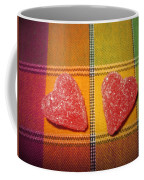 Our Hearts On The Table Coffee Mug