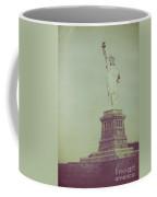 Our Lady Liberty Coffee Mug