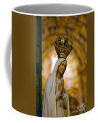 Our Lady Of Fatima Coffee Mug