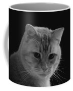 Our Lion In Black And White Coffee Mug