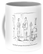 Our Little Girl Is Growing Up - This Very Morning Coffee Mug