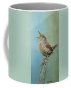 Our Little Wren Coffee Mug