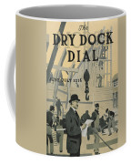 Our New Dry Dock Coffee Mug by Edward Hopper