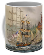 Our Seafaring Heritage Coffee Mug by James Williamson