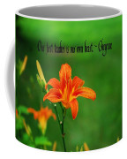 Our Teacher Coffee Mug