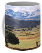 Ouray County Coffee Mug