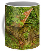 Out Back Coffee Mug by Priscilla Burgers